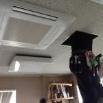 さいたま市オフィスビルの空調設備工事